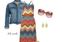 Summer Style / by Jenny McClintock