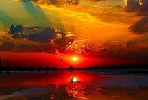 """☀The Sunset Strip☀ / This board is dedicated to beautiful sunsets. Any pin posted that doesn't have a sunset in it will be deleted. Also,  If you wish to join the group just comment """" add me """" on any pin.  Please enjoy : )"""