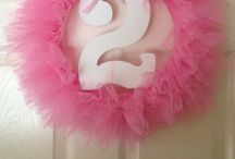 Celebrations - Addison's Tutu and Ties 2nd Birthday / 26th of October 2013