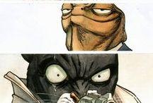 Animal based Characters