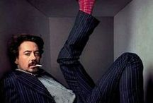 Robert Downey Jr. / Born: Robert John Downey Jr  April 4, 1965 in New York City, New York, USA / by Movie Timeline on Pinterest