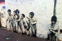 streetart   / by Rupesh Vede