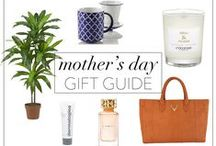 Gift Guides / Gift Guides For { The Beauty Addict / The Fashionista / The Creative / The Neat Freak / The Boyfriend / The Cool Mom }
