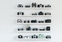 Vintage photography and camera's
