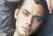 Jude Law / Born: David Jude Law  December 29, 1972 in Lewisham, London, England, UK / by Movie Timeline on Pinterest