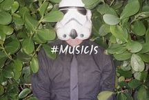 MUSIC IS / Music is what connects us.  We're celebrating what music means to us -- what does it mean to you? #MUSICIS