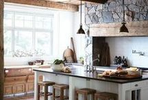 Kitchen and Dining / by Jessica Gunning