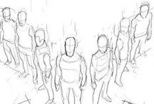 Draw Shapes & Bodyparts
