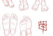 Draw Foots