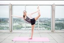 Get Movin' / Exercise / Workout Plans / Stretches / Yoga / Activewear