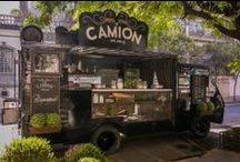 a la cart / quaint carts, food trucks, chuck wagons,  and trailers / by Etched Magazine #theevolutionofelan