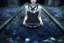 Concepts - Dark Beauty / Inspiration for Dark Beauty submission.