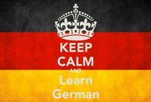 Learning German / by Ellie Flanders