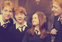 I want to be a Weasley