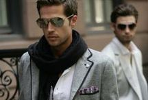 Men's Fashion / by Shelby Miller