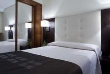 Habitaciones / Fotografías de algunos de los cuartos de nuestro hotel.