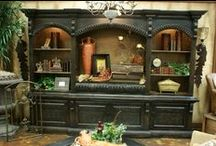 Display / Cabinet / available at Carter's Furniture Midland, Texas