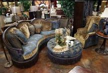Sofa and Sectional / available at Carter's Furniture Midland, Texas  432-682-2843 http://www.cartersfurnituremidland.com/