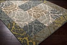 Rugs / Wide variety of rugs available in store and special order at Carter's Furniture.  Midland, Texas  432-682-2843 http://www.cartersfurnituremidland.com/