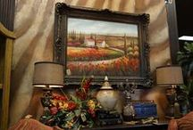 Wall Decor / Carter's Furniture, Midland, Texas  432-682-2843 http://www.cartersfurnituremidland.com/