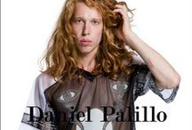 Daniel Palillo『Me against the world』collection 2014