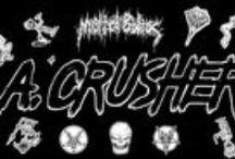 A. Crusher (Andy Hamm) - Spring & Summer collection 2014