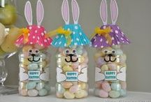 Easter Crafts, Treats & Eggs :) / by madeleine Brown