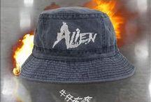 A.L.I.E.N NYC + RADD LOUNGE『牛仔布盔』Exclusive Item / http://blog.raddlounge.com/?p=25859