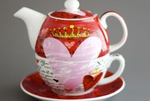 :: Tea for One / Pin freely.  No limits. / by Irene Tice