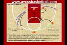 Basketball Defense / Schemes / Plays / Drills / This board shows is filled with video clips, handouts, and coaching tips regarding youth basketball defenses and the fundamentals of playing defense.