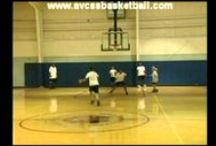 """Team Drills for Youth Basketball / Here are video clips, coaching tips, and useful information for youth basketball coaches. Here are many popular """"Team Drills"""" used in youth basketball."""