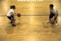 Advanced Ball Handling / Dribbling / Here are some advanced ball handling drills for the players that need a challenge. Lots of video clips demonstrating ball handling drills that will take your game to the next level.