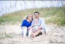 Family Beach Portraits / Family Beach Portraits by Natalie Heim Photography