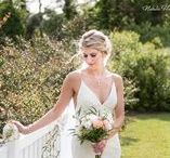 Beautiful Brides / Portraits of Brides by Natalie Heim Photography