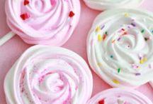 Godis, kaka, desserter og baking / Nam!!! Mest sjokolade og mint
