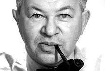 ARNE JACOBSEN / The greatest Danish designer of all time. Love all of his designs.