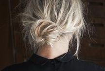 HAIRSTYLE / Inspiring hairstyles that we like!