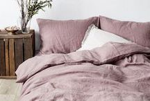 DUSTY PINK / Pink interiors