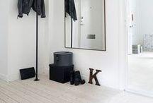 HALLWAY / Hallway decor and interior