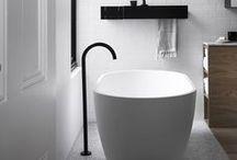 BATHROOM / Bathroom interior inspiration