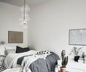 SMALL ROOMS / Inspiration for small rooms