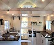 CABANE - Intérieur / Mini-Maison CABANE - Intérieur / Tiny House CABANE - Interior