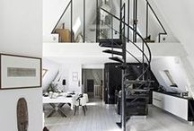 STUDIOAPARTMENTS / Studio and loft apartment inspiration