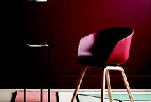RED / Red interior and decoration