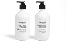 Aurora Spa Rituals / Aurora Spa is peace with a purpose; an opportunity for the mind to relax and unwind, while the body is revived. The Aurora Spa Ritual range of spa strength, botanically active products has been designed to inspire the everyday ritual of taking time to relax and unwind.