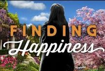 Finding Happiness: The Movie / An investigator's discovery of a vision to solve the economic & social problems of our times-- for people to live once again with inner happiness & freedom. http://www.findinghappinessmovie.com  #Finding Happiness Movie #spiritual movie / by Finding Happiness