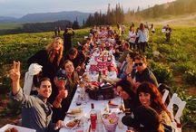 Gæster og fest