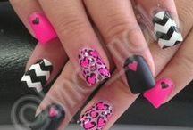 Nail paint  / by Crystal Renee