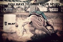 Barrel racing  / Don't let small minded people convince you your dreams are to big