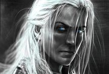Elf ● Drow ● Male